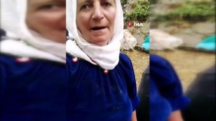 Yüksekova'da Sel Felaketi