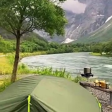 Beauty of styrn , norway