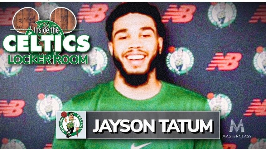 Jayson Tatum says Celtics Have Realistic Shot at Winning NBA title