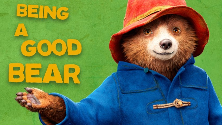 A Guide to Being a Good Bear | Behind The Bear | Paddington