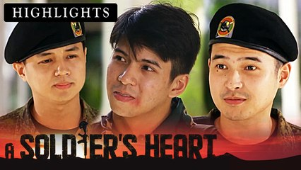 Phil and Benjie give advice to Michael | A Soldier's Heart