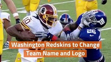 Washington Redskins Changes