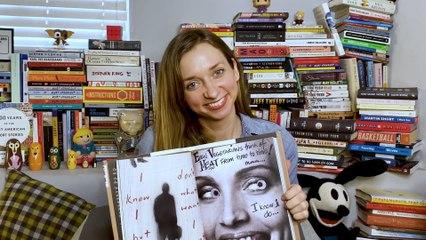 Lauren Lapkus Shares Her Favorite Books in Shelf Portrait