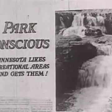 """Park Conscious"" US Dept. of Interior, 1938 - Black and White Short Film promoting Minnesota State Parks"