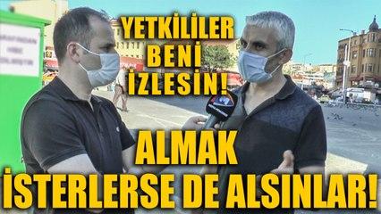 Cebinde yol parası olmayan AKP'li vatandaş isyan etti: AKP'ye artık imkânı yok oy vermem