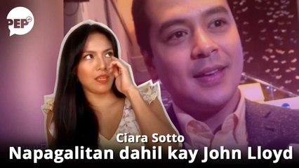 Ciara Sotto napagalitan dahil kay John Lloyd Cruz | PEP Challenge | PEP Live Choice Cuts