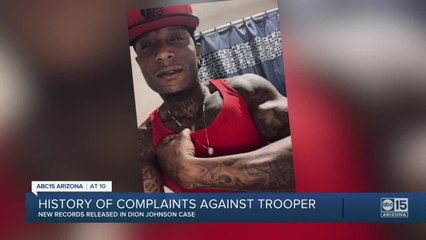 History of complaints against trooper that shot and killed Dion Johnson