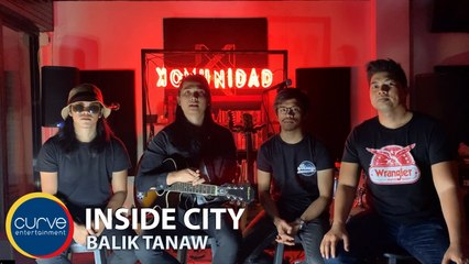 Inside City - Balik Tanaw - Quarantine Jam