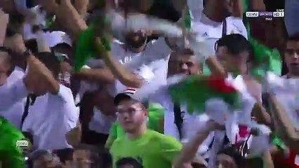 Le magnifique coup franc de Mahrez vs Nigeria