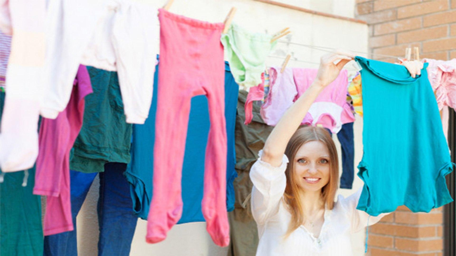 Clothes Drying Tips : कपड़ों को जल्दी सुखाने का आसान तरीका,वॉशिंग मशीन ड्रायर की नहीं होगी जरूरत
