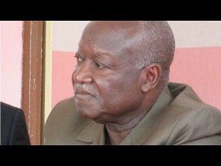 """Aimé Gogué à Agbéyomé Kodjo: """"Moi à sa place je ne quitterai pas le Togo"""""""