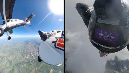 Talented Wingsuit Pilots Show Us How It's Done