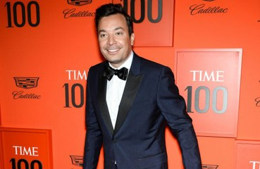 'There's light at the end of the tunnel': Jimmy Fallon returns to The Tonight Show studio
