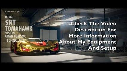 GT Sport - SRT Tomahawk X VGT - Top Speed Record   743 kmh - 462 mph  + SETUP