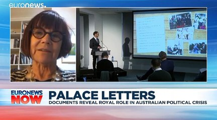 Australian governor who removed PM in 1975 assured of his powers by Queen's office, letters reveal