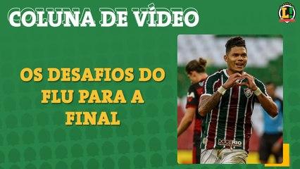 As apostas do Fluminense para a final do Campeonato Carioca