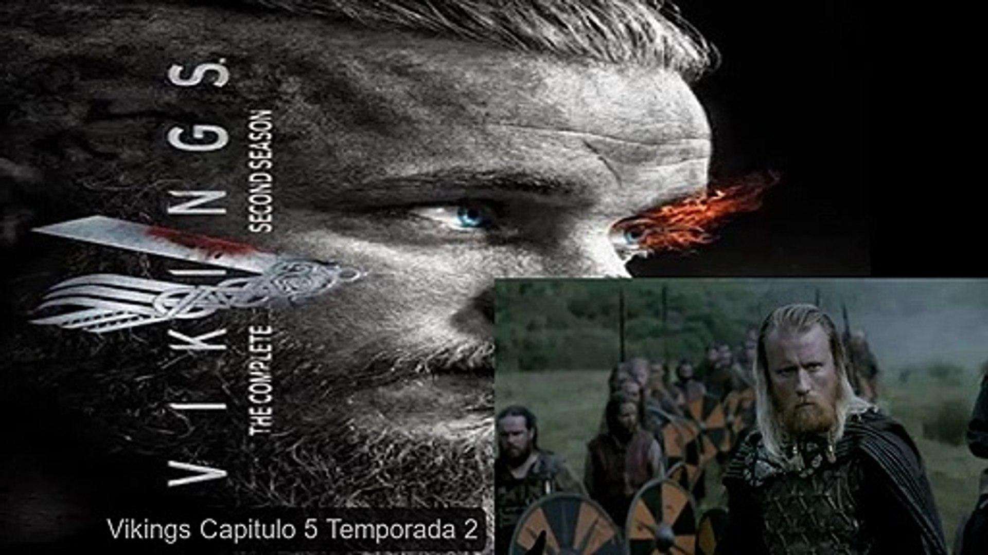Vikings Temporada 2 Español Latino Capitulo 5 Vídeo Dailymotion