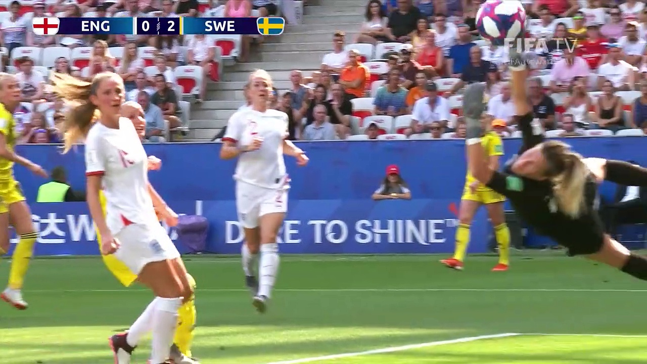 England v Sweden – FIFA Women's World Cup France 2019™