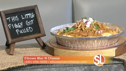 Celebrate National Mac and Cheese Day at Elbows Mac N Cheese