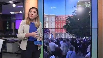 Bulgaria's anti-government protests keep pressure on PM Boyko Borissov