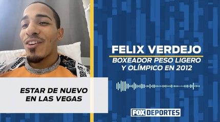 Verdejo y el sabor de la derrota en un boxeador: Boxeo