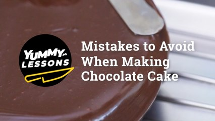 Mistakes To Avoid When Making A Chocolate Cake   Yummy PH