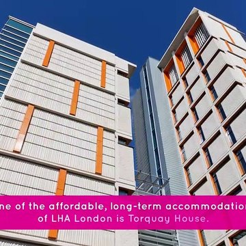 Affordable Accommodation in London | LHA London