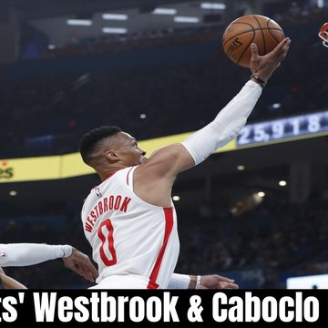 Rockets' Westbrook & Caboclo Contract COVID