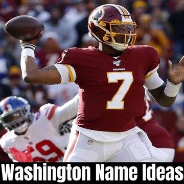 Washington Name Ideas