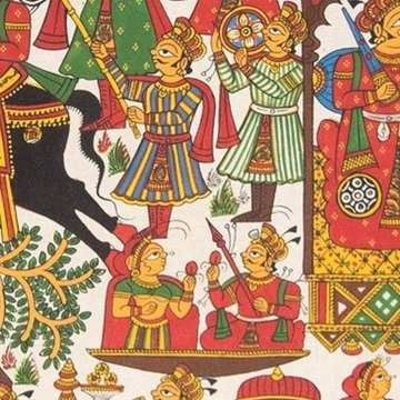 Know all about Rajasthan's folk art, the Phad painting