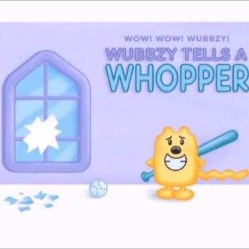 Wow! Wow! Wubbzy- Wubbzy Tells A Whopper