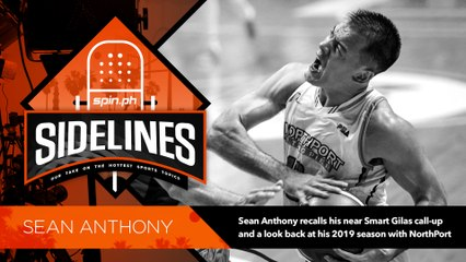 SPIN Sidelines with Sean Anthony
