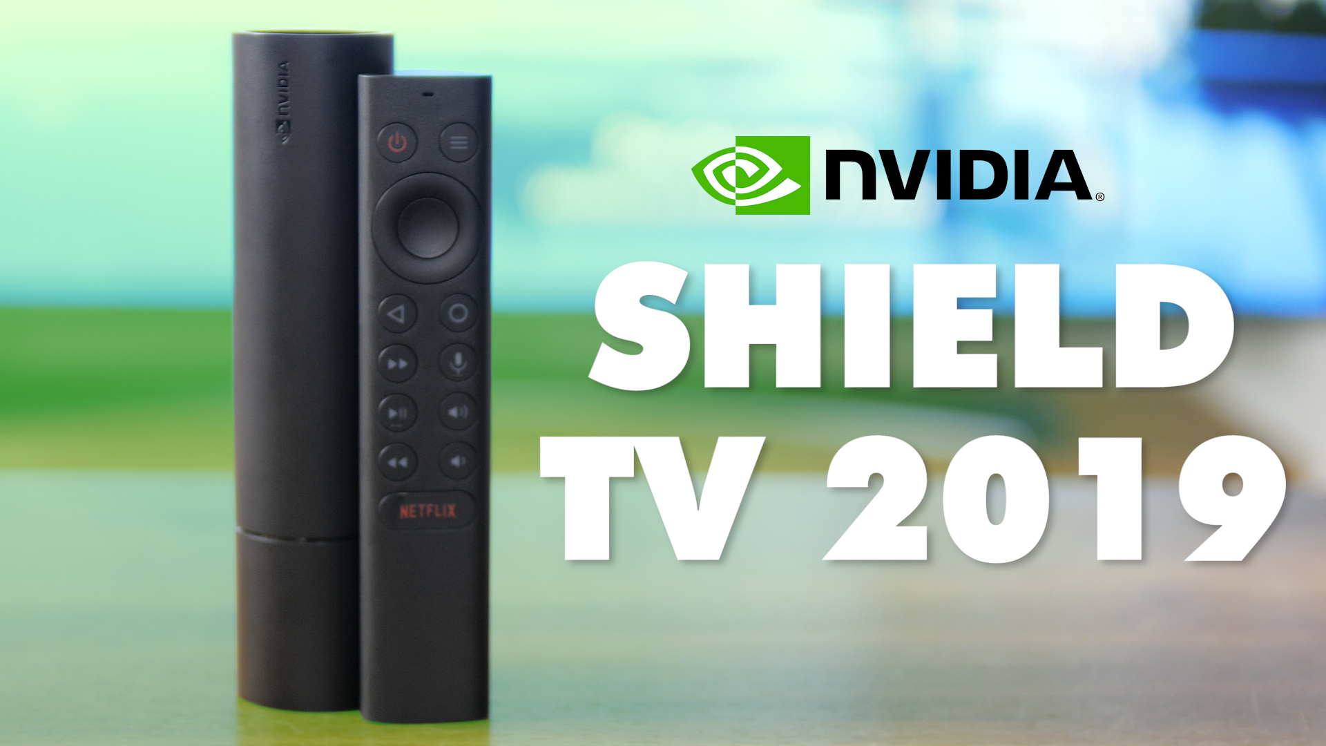 Shield TV 2019 : on DÉCOUVRE la nouvelle box multimédia de Nvidia