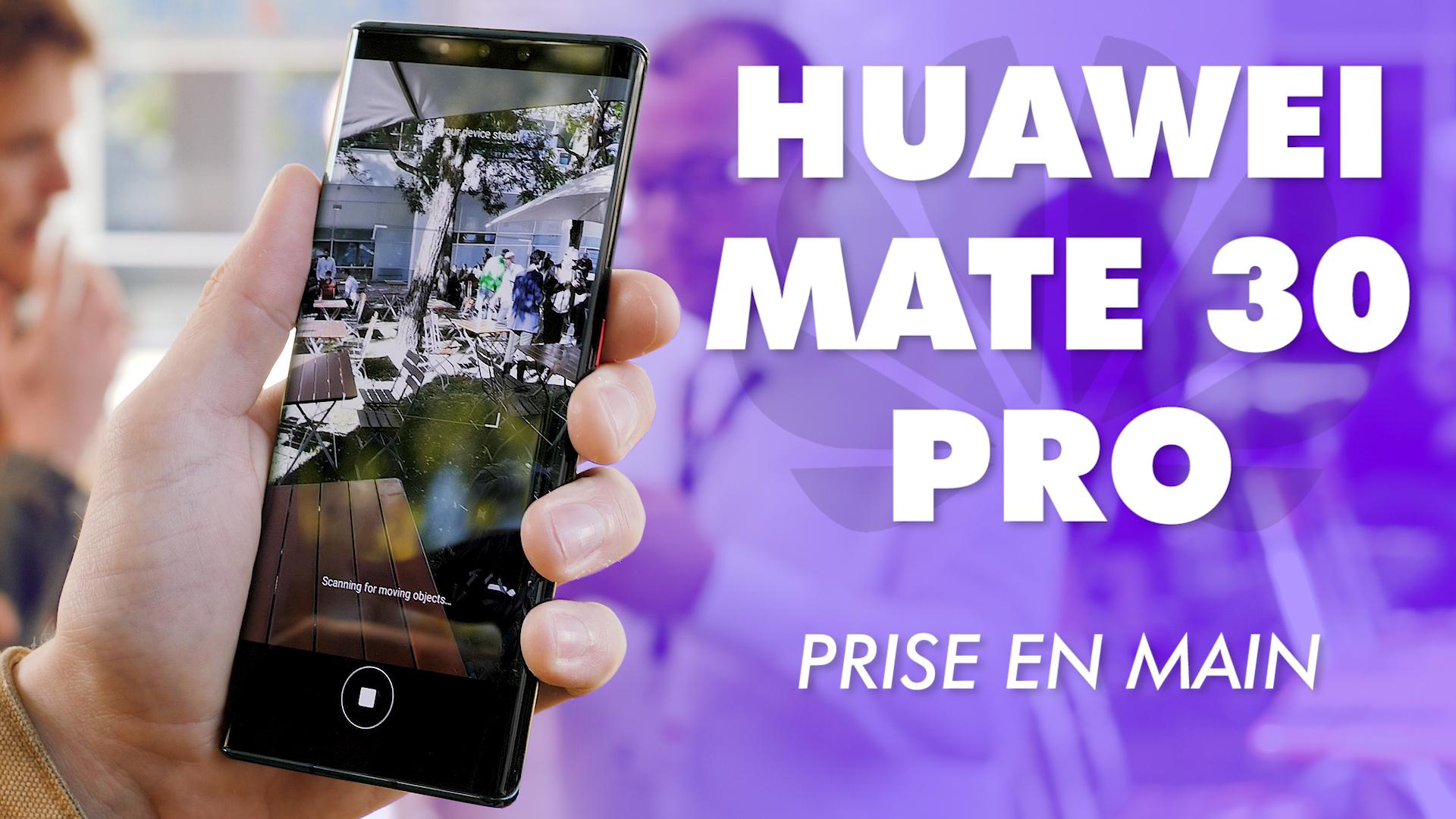 Mate 30 Pro : Huawei sans Google, ça donne quoi ?