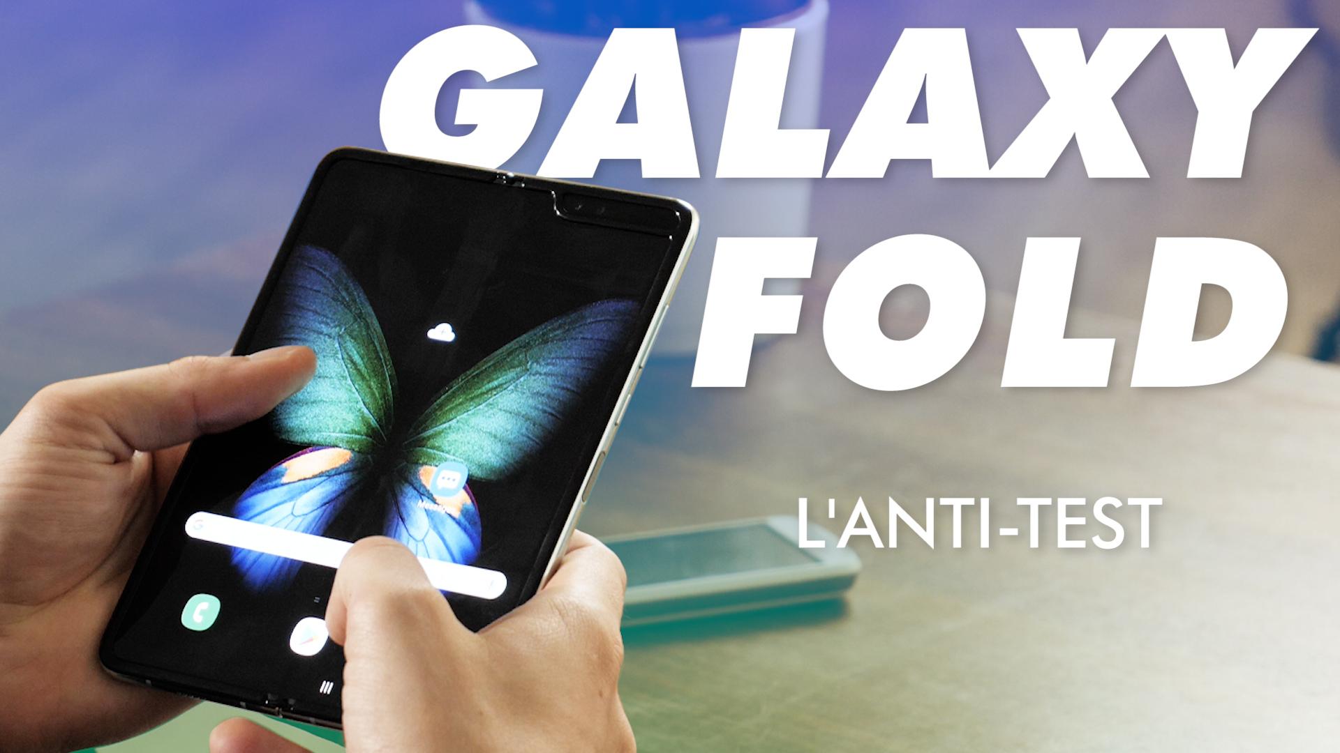 Galaxy Fold : que vaut le SMARTPHONE PLIABLE de Samsung ?