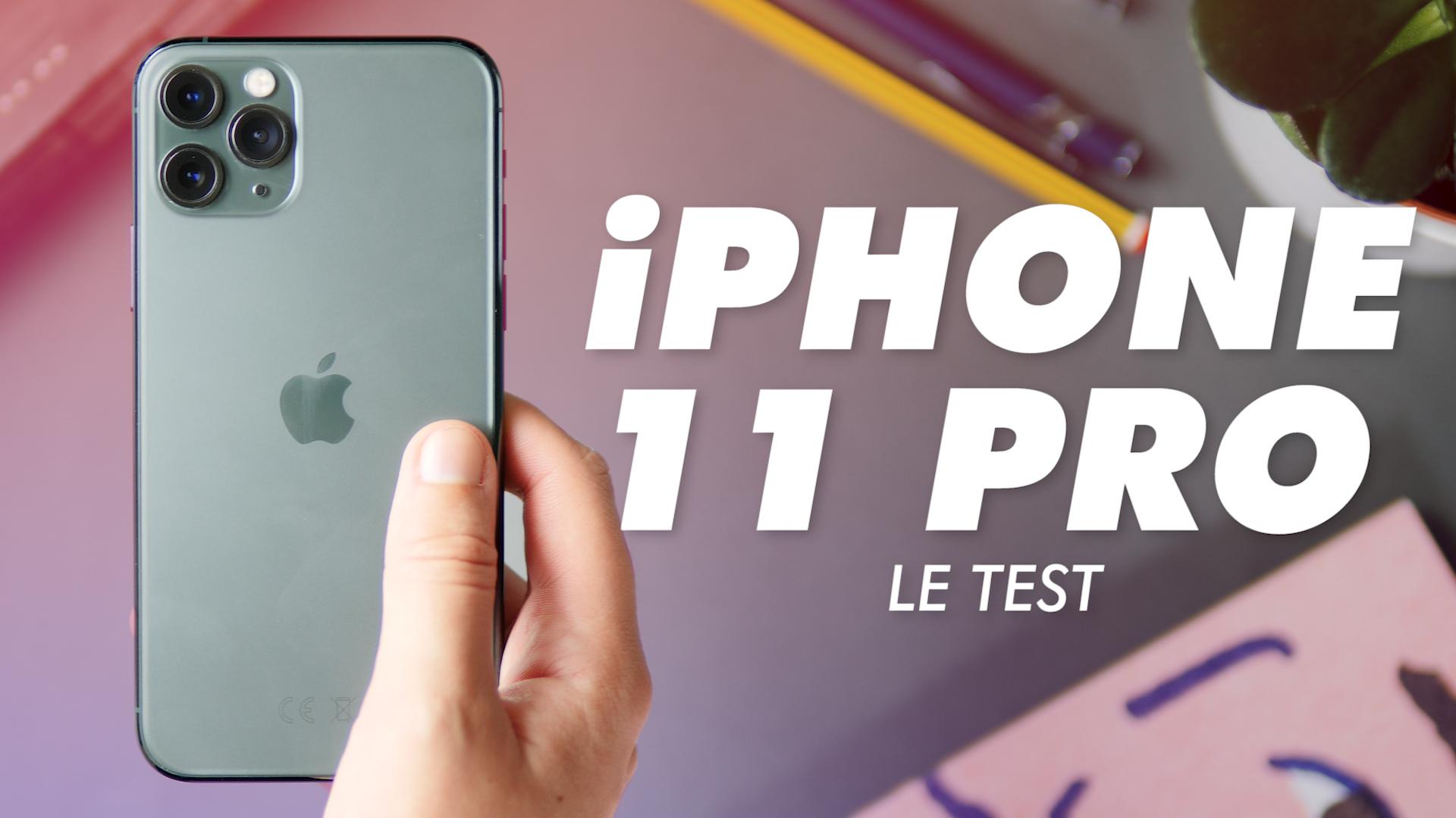 iPhone 11 Pro : notre test du nouveau roi de la photo