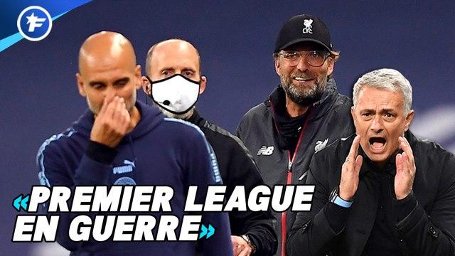Jürgen Klopp et José Mourinho fulminent après la décision du TAS pour Manchester City, Thiago Alcantara fait rager le Bayern Munich