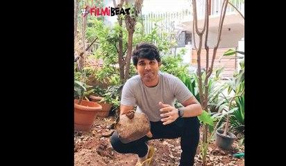 Celebrities Green India Challenge