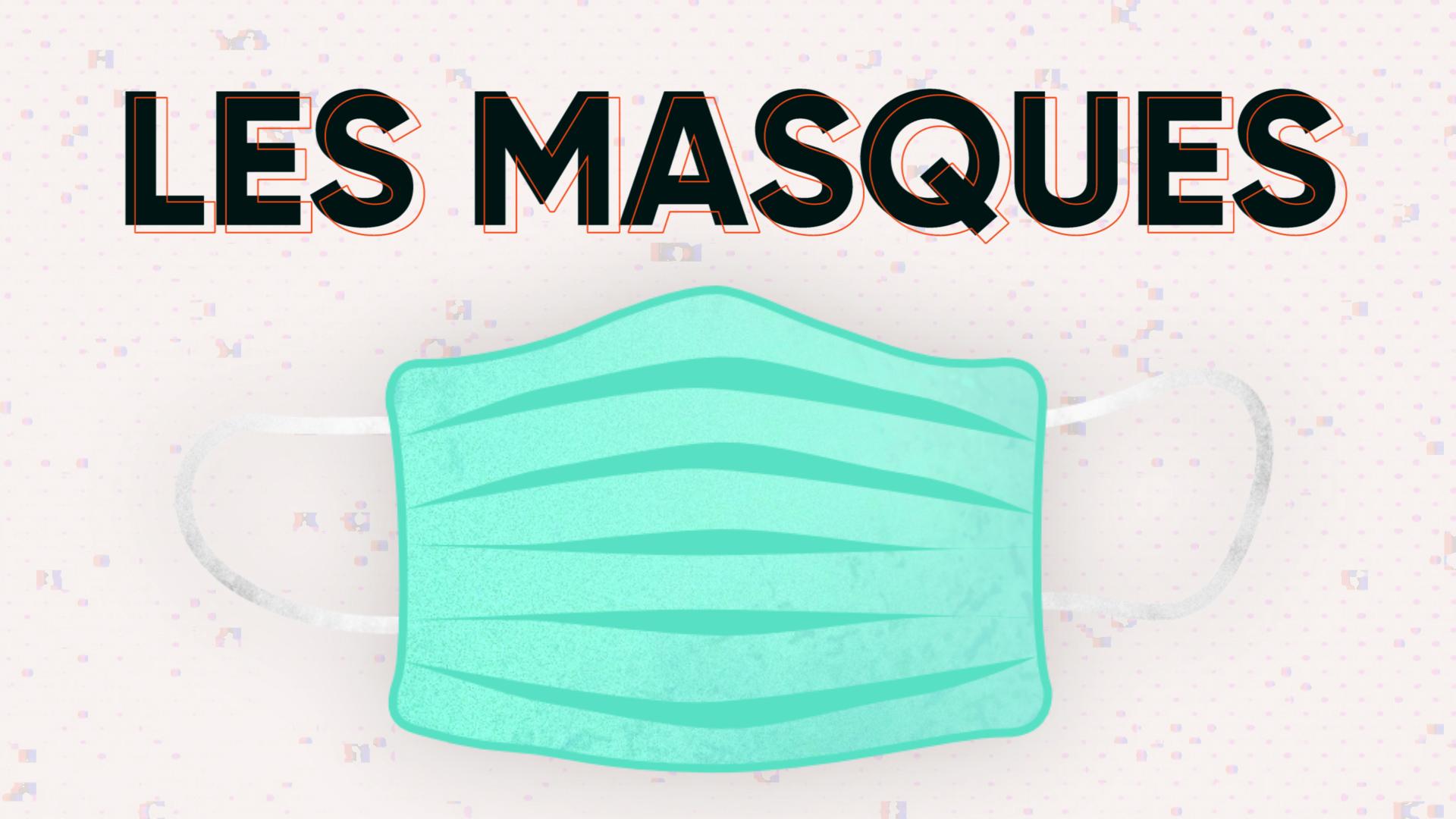 Coronavirus : comment bien porter et laver vos masques