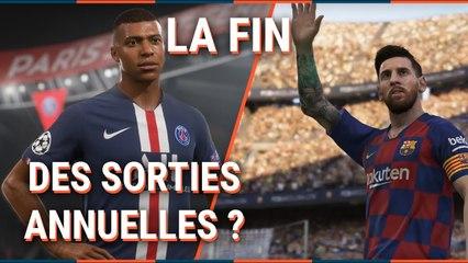 FIFA / PES : TOUS LES ANS ? Et si on ARRÊTAIT ?
