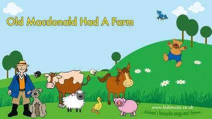 Kidzone - Old Macdonald Had A Farm