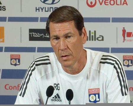 """OL - Garcia : """"Depay et Reine-Adélaïde prêts pour le PSG et la Juventus"""""""