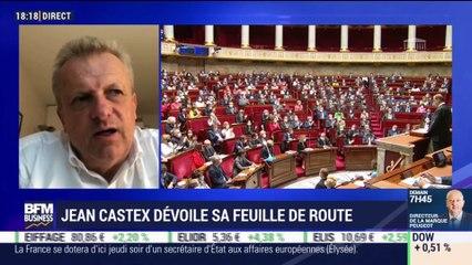 Jean Castex dévoile sa feuille de route - 15/07