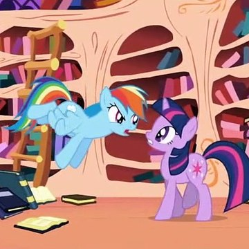 Moj mali Poni: Prijateljstvo je čarolija S1E3 (HRT2)