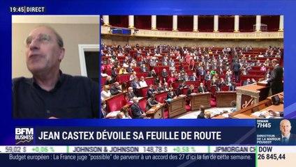 Le Cercle des économistes: Jean Castex dévoile sa feuille de route - 15/07