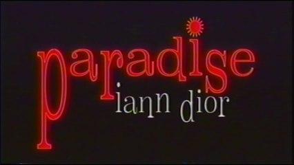 iann dior - Paradise