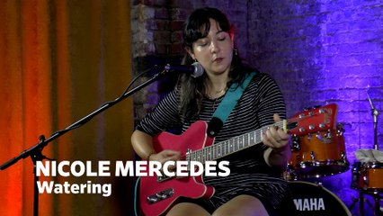 """Dailymotion Elevate: Nicole Mercedes - """"Watering"""" live at Cafe Bohemia, NYC"""