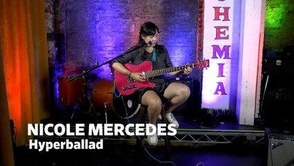 "Dailymotion Elevate: Nicole Mercedes - ""Hyperballad"" (Bjork) live at Cafe Bohemia, NYC"