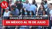 México llega a 36 mil 906 muertes por coronavirus; hay 317 mil 635 casos acumulados