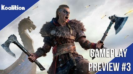 Assassin's Creed Valhalla - Gameplay Preview Walkthrough Part 3